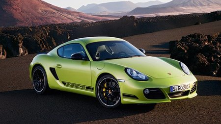 Duelo de hermanos: Porsche Cayman S vs Cayman R