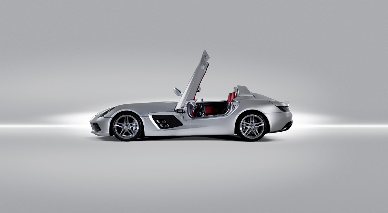 Foto de Mercedes-Benz SLR Stirling Moss (32/44)