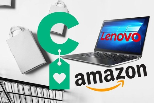 Renovar portátil te sale más barato con las ofertas en portátiles Lenovo de Amazon