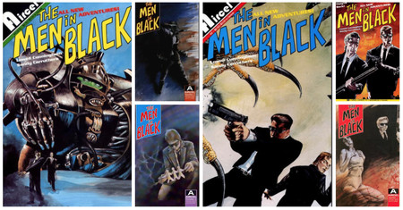 Men In Black Comics