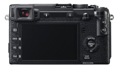 X-E2 negra