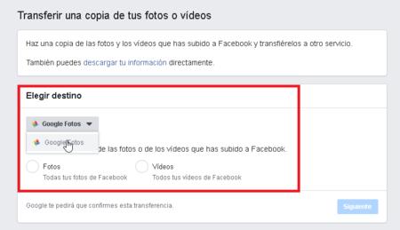 Como Transferir Fotos Facebook Google