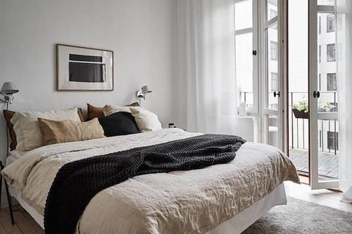 Nueve grandes trucos para sacar el máximo provecho a dormitorios pequeños