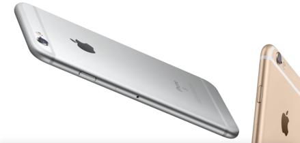 Apple presenta el iPhone 6s y 6s Plus