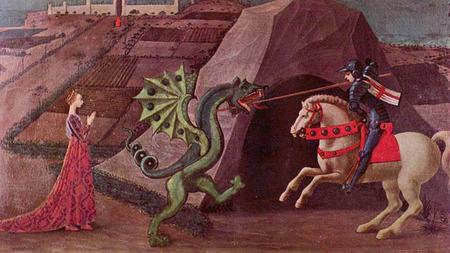 La tortuga y el dragón, Pedrosa y Lorenzo contando cuentos para niños