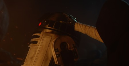 R2D2 y Luke