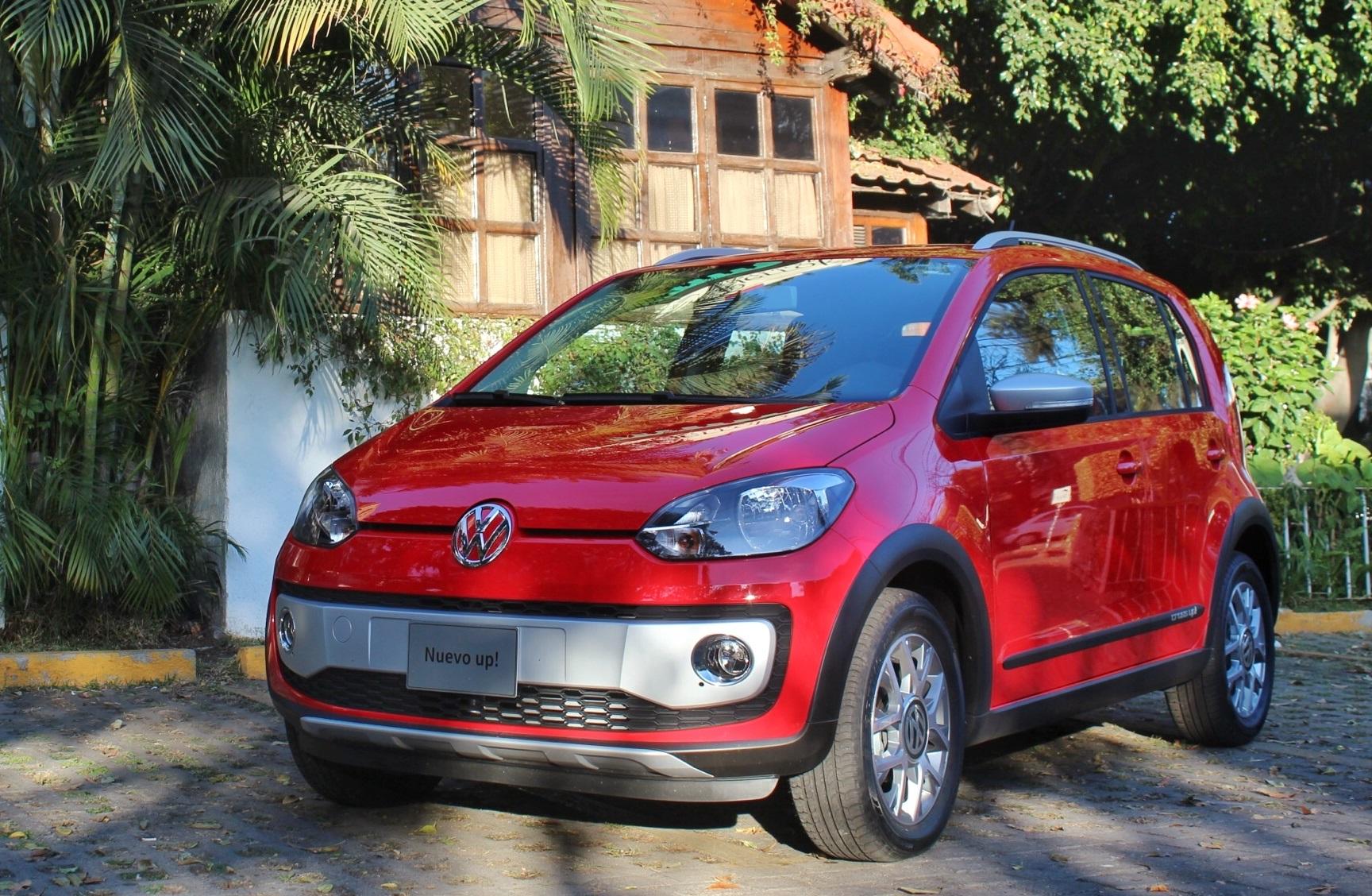Volkswagen up! Lo manejamos y comprobamos qué tan capaz es este auto de 3 cilindros y 75 HP