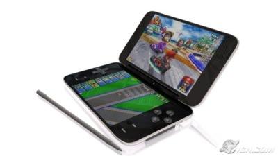 ¿Nintendo DS 2 con doble pantalla táctil?
