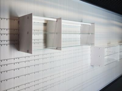 Foto de Hook, un muro de almacenaje diseñado por Jean Nouvel (1/7)