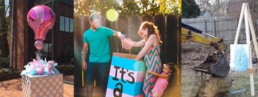 ¿Vamos a tener un niño o una niña? El flipante modo estadounidense de anunciar el sexo del bebé