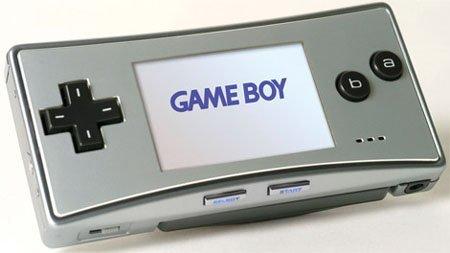 Nintendo presenta la Gameboy Micro