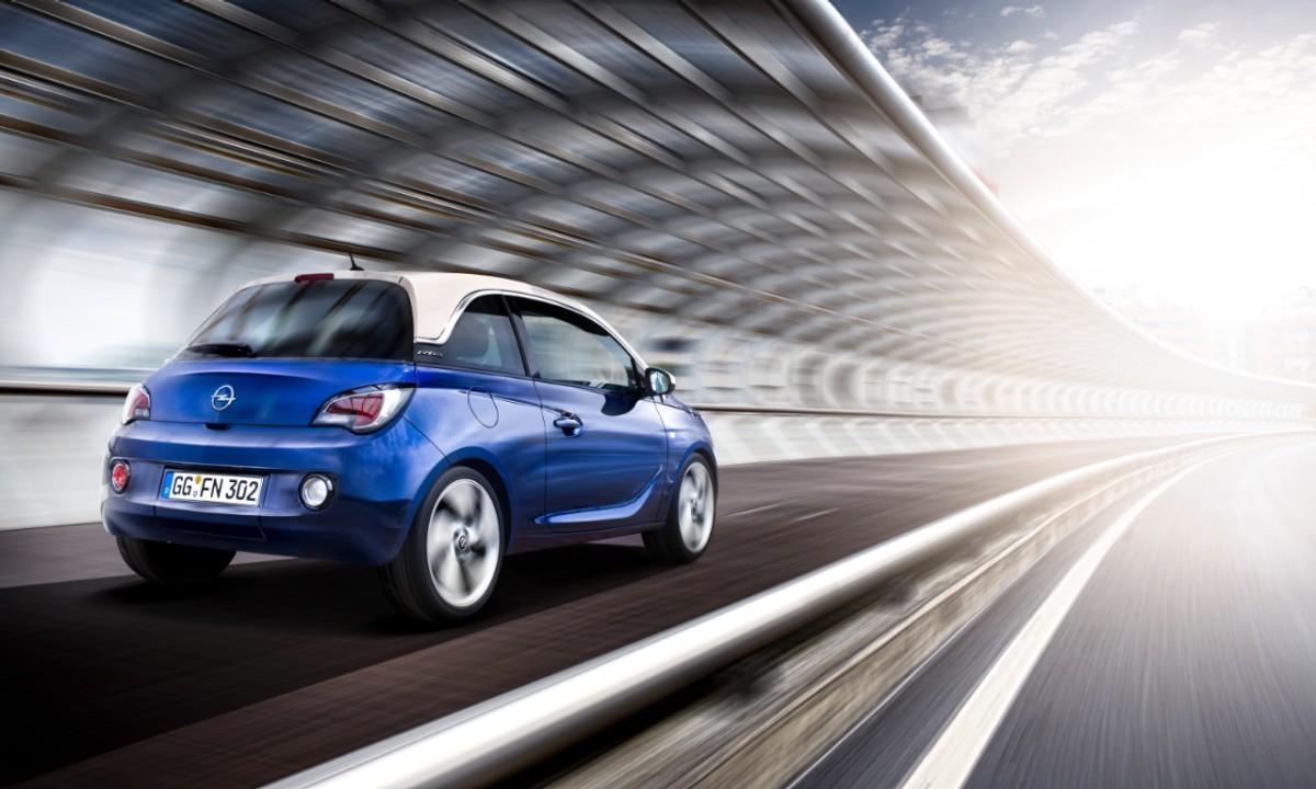Foto de Opel Adam (38/50)