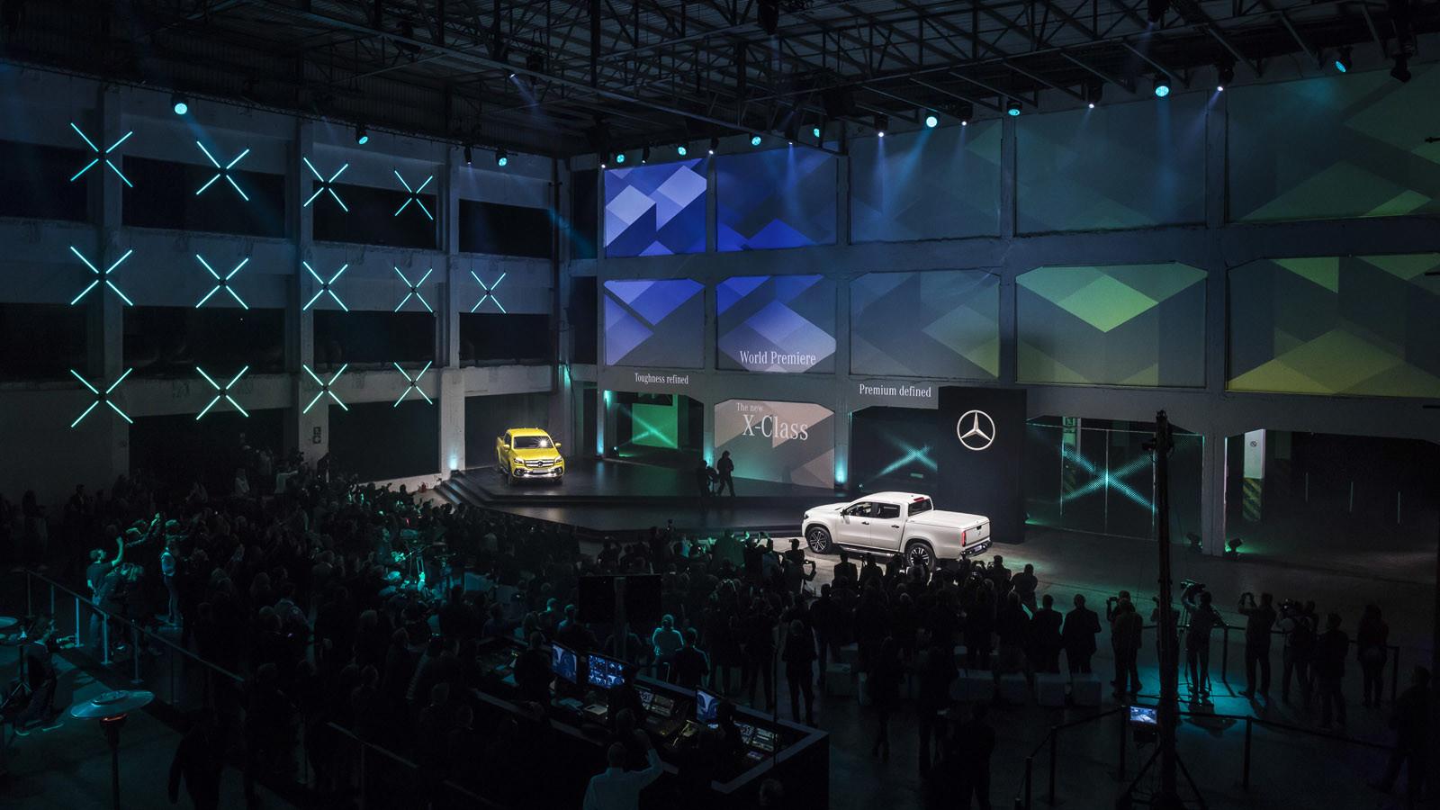 Foto de Mercedes-Benz Clase X, primeras impresiones (18/70)