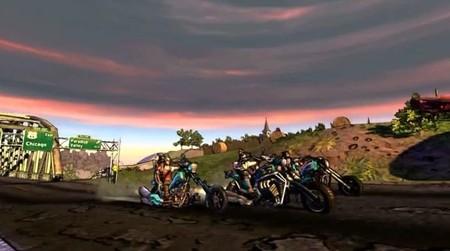 'Ride to Hell: Route 666' tiene un aire a un 'Road Rash' estratégico