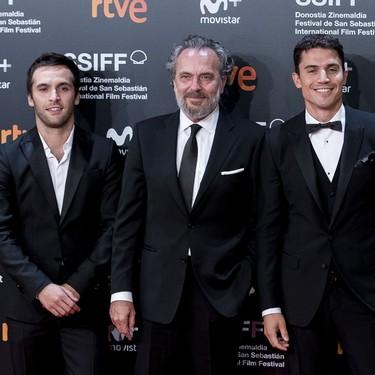 Los más elegantes de la ceremonia de inauguración del Festival de cine de San Sebastián