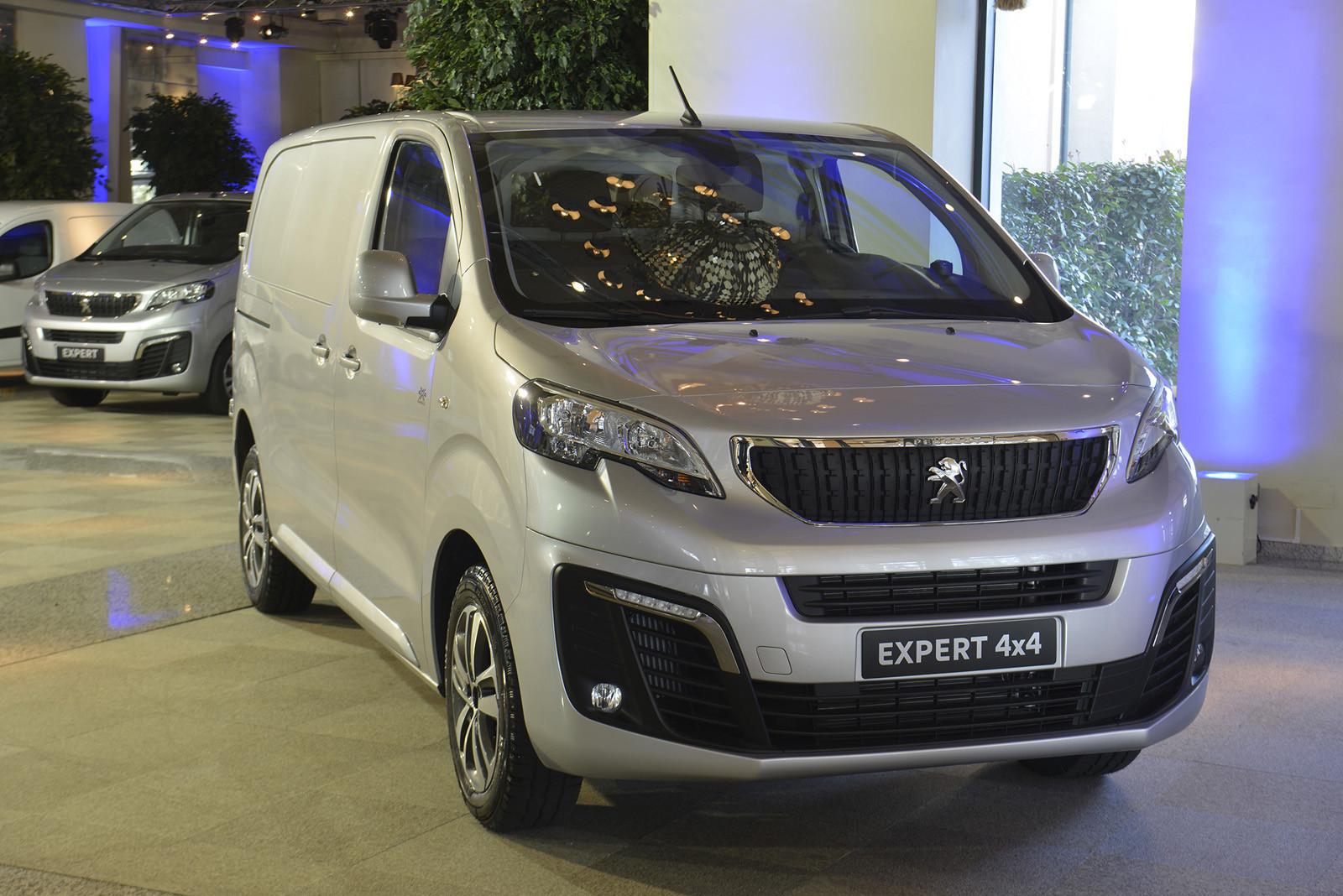 Foto de Peugeot gama comerciales y transformados (12/42)