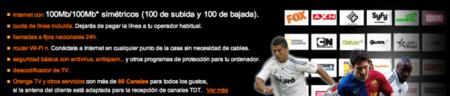 Orange aterriza en la red Asturcón con 100MB simétricos y HDTV