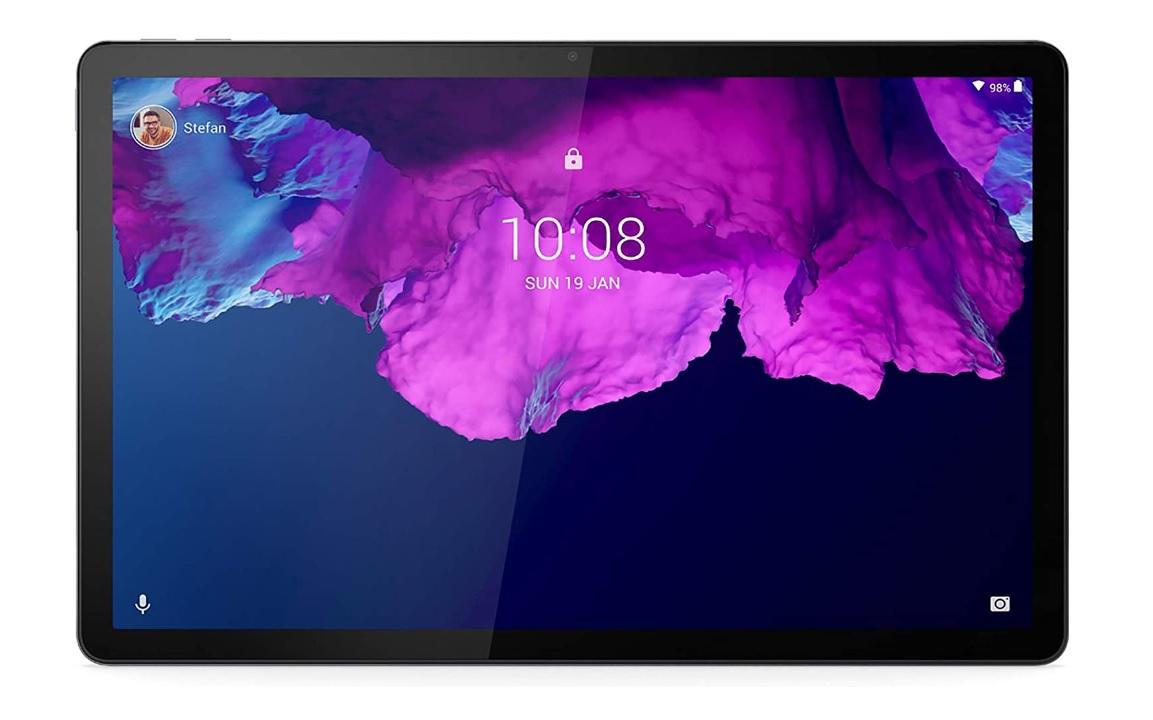 Tablet Lenovo Tab P11 11'' 128GB Wi-Fi Gris