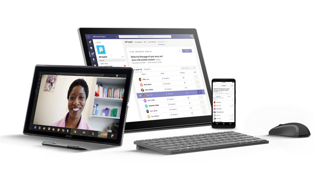 Microsoft Teams mejora la seguridad, agregando el cifrado de intenso a intenso en las conversaciones