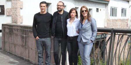'El guardián invisible', visitamos el rodaje de la adaptación de la Trilogía de Baztán