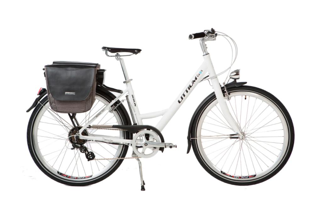 Bicicleta eléctrica Berlin Littium
