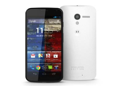 Motorola ofrece la aplicación de cámara del Moto X en Google Play