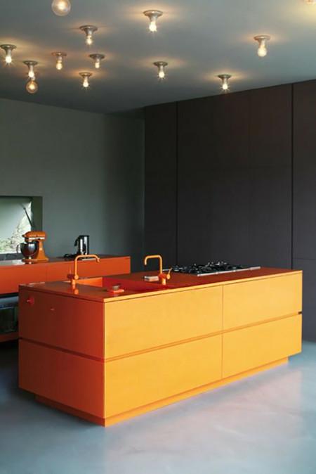 Cocina Naranja 05
