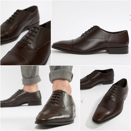 Zapatos de vestir para hombre de Dune por 50,99 euros y envío gratis en ASOS