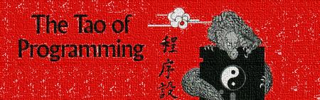 """Fragmentos del libro """"El Tao de la Programación"""""""