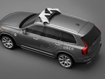 Así va a ser el primer gran test de coches autónomos en un entorno real: en un mes empieza Uber