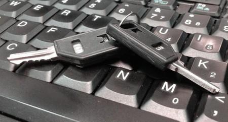 teclado llaves