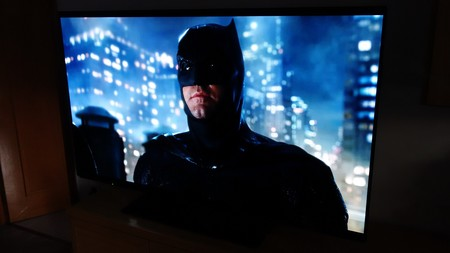 Batman Oled Panasonic