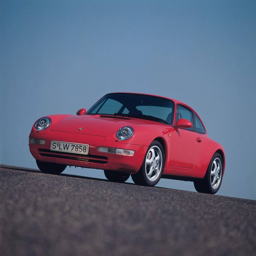 Foto de Evolución del Porsche 911 (23/30)