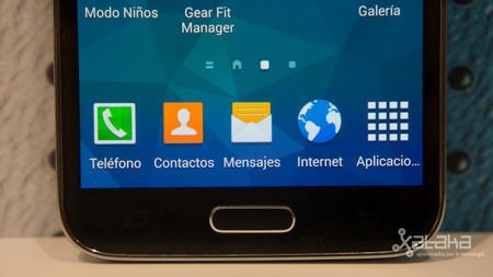Samsung podría estar preparando una variante del Galaxy S5 con mayor resolución