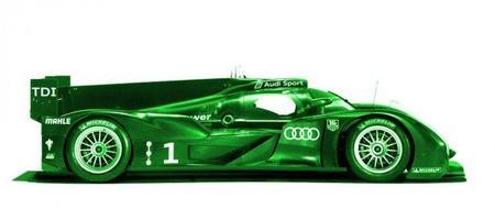 Audi presentará su R18 Híbrido a finales de febrero