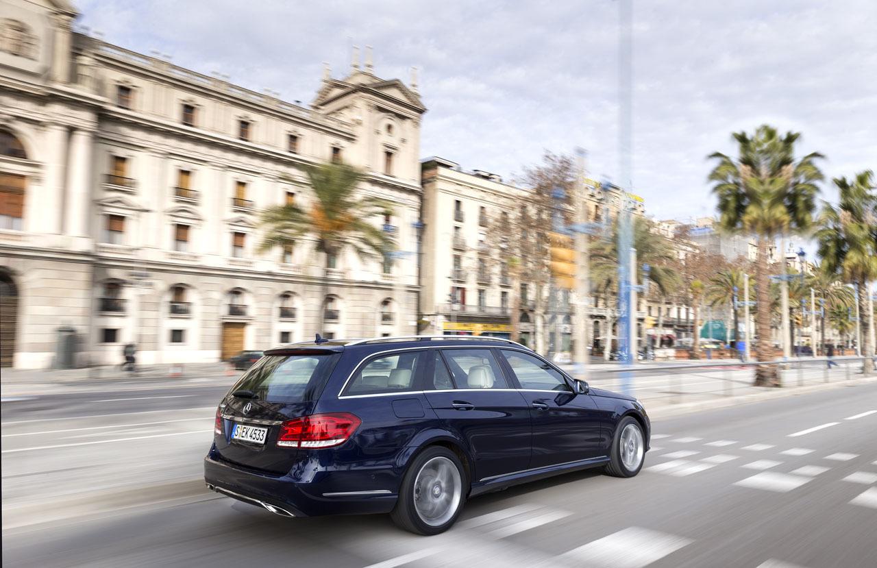 Foto de Mercedes-Benz Clase E 2013 (presentación) (42/48)
