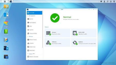 DiskStation Manager 5.0, la nueva versión del sistema operativo de los NAS de Synology