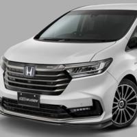 El Honda Odyssey se viste de deportivo con una serie de aditamentos Mugen que costarán más de 150,000 pesos