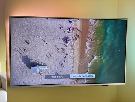 Todos los Apple TV con tvOS 14.5 soportarán la calibración del color de la televisión