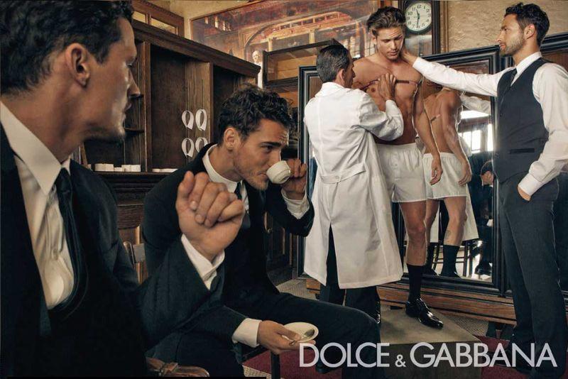 Foto de Campaña Dolce & Gabbana de Otoño / Invierno 2011 (1/5)