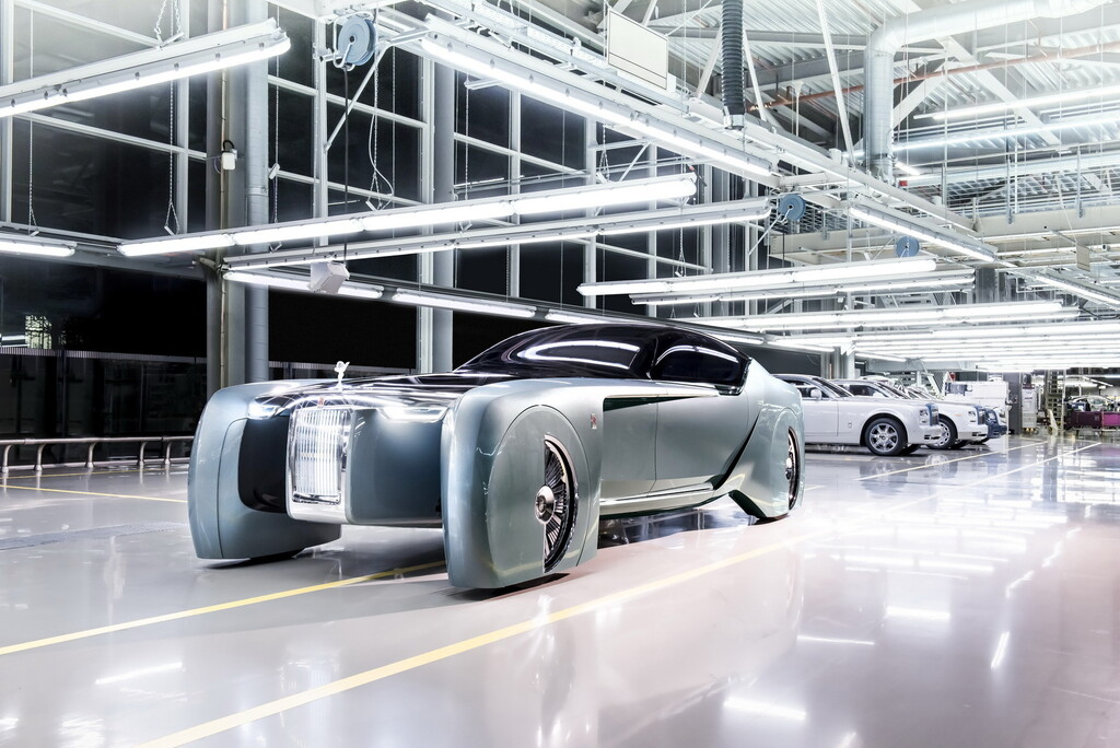 Rolls-Royce avanza en silencio hacia el coche eléctrico y ya podrían tener nombre para su primer modelo: Silent Shadow
