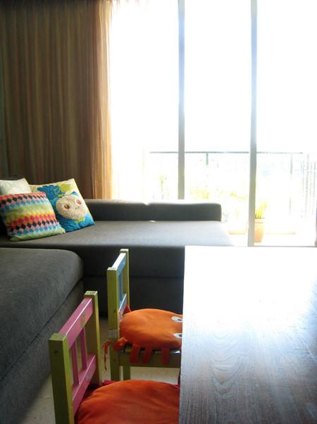 Errores de decoración: no dejar suficiente espacio a las sillas