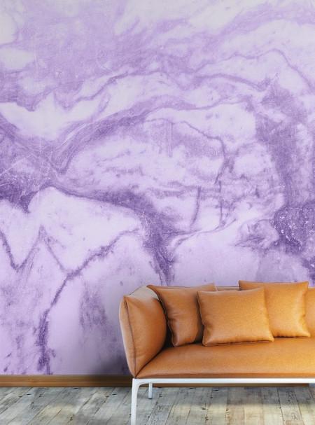 Ultraviolet ha llegado a tus paredes gracias al papel pintado de WallPepper