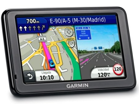 Garmin nüvi 2545 LM pone los mapas para siempre