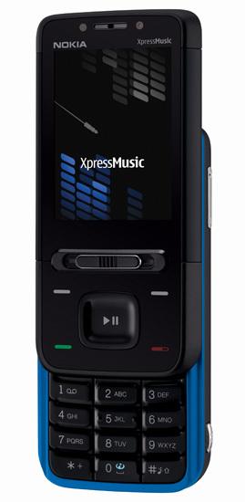 Nokia 5610 XpressMusic. Análisis del 5610