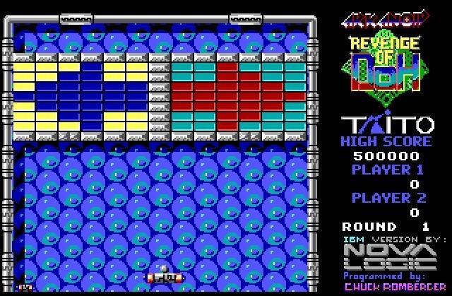 Arkanoid II - Revenge of Doh (Taito, 1989)