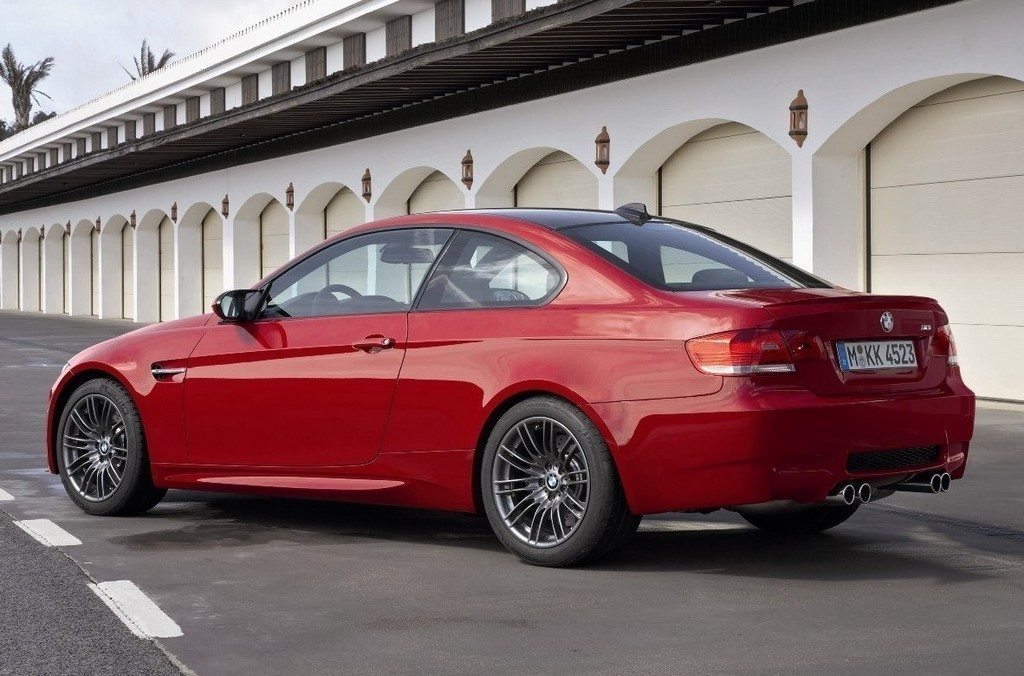 Foto de BMW M3 Coupé (30/38)