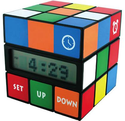 Despertador de Rubik