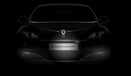 Primera imagen del Renault Mégane RS
