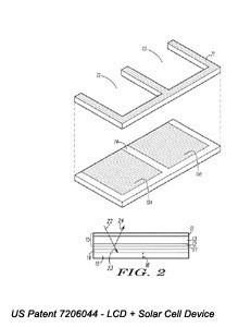 Motorola busca integrar celdas solares en las pantallas